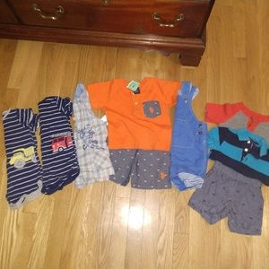 Other - 9 Piece Baby Lot Size 12 Mo